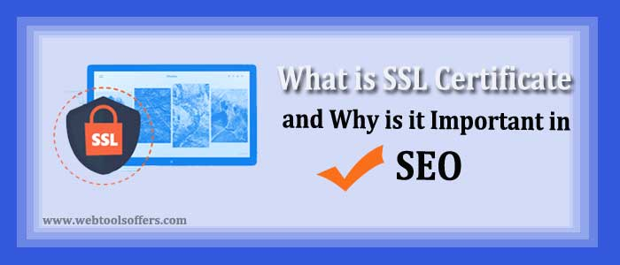 what is ssl certificate and why is it important in seo
