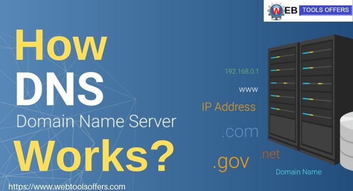 How DNS (Domain Name System) Works?