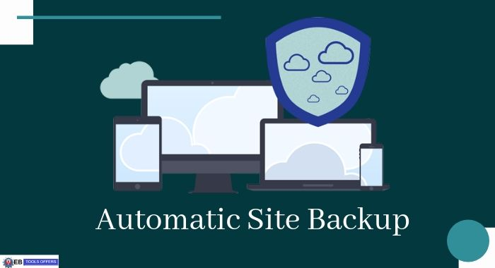 Automatic Site Backup