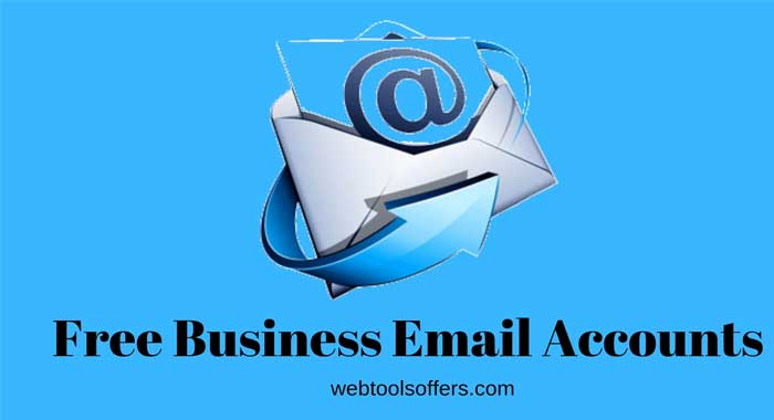 Free Business Email Accounts