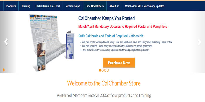 CalChamber Discount Code and Saving Deal