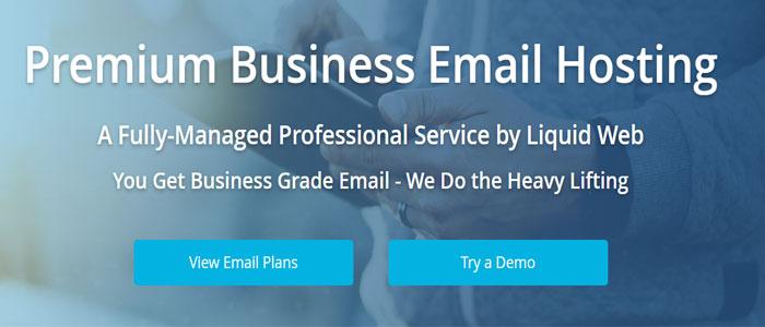 Liquidweb Email Hosting