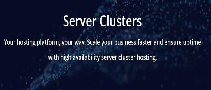 Liquidweb Server Clusters