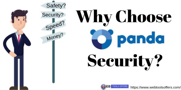 Why choose panda security