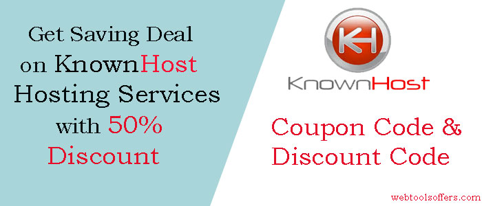 Knownhost Hosting Coupons