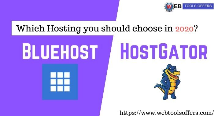 Which hosting is best for your site between HostGator and Bluehost