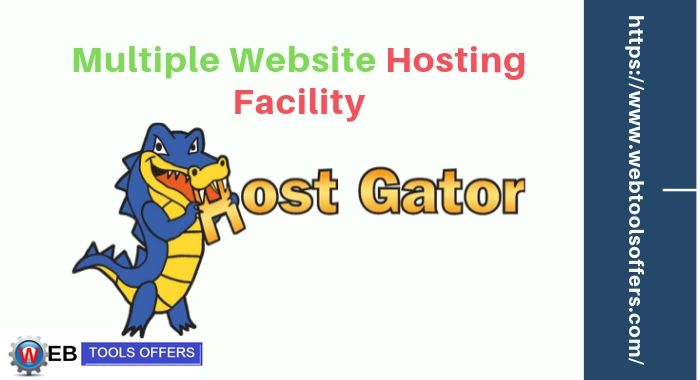 Multiple Website Hosting at Hostgator