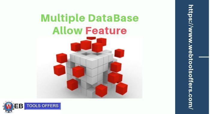 Multiple Database at Hostgator