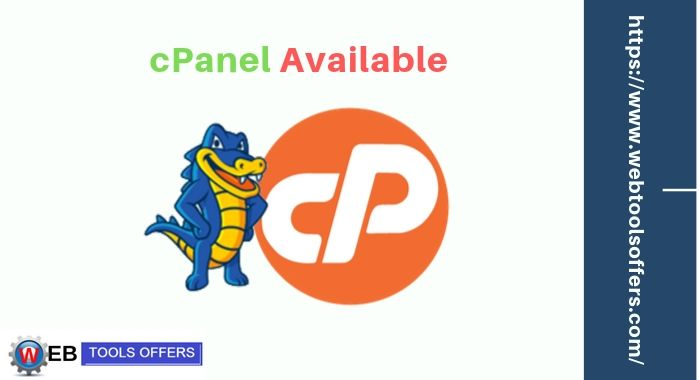 cPanel is one of the main reason to choose Hostgator