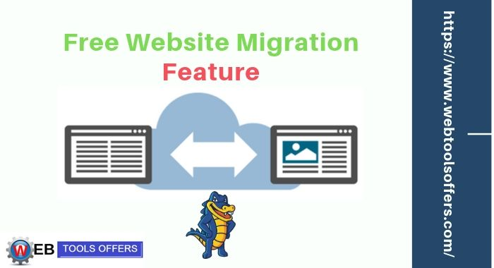 Free Website Migration on Hostgator
