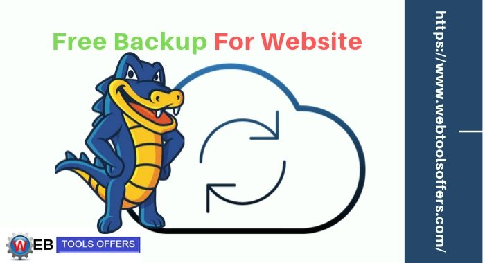 Free Website Backup for Website