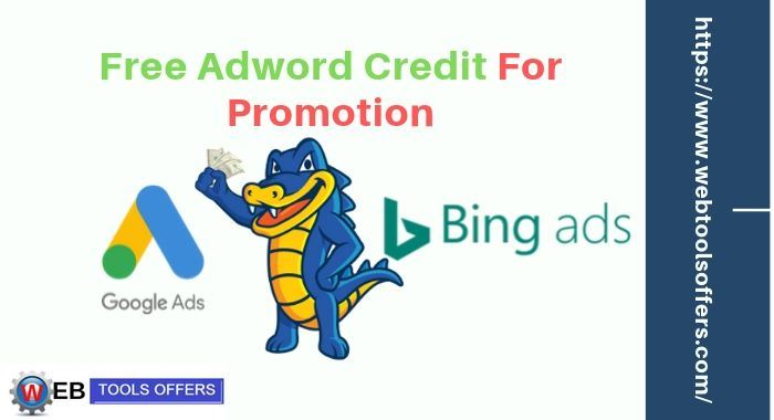Hostgator Provides free adwords credit