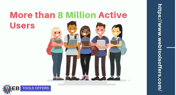 More than 8 Millions user are on Hostgator