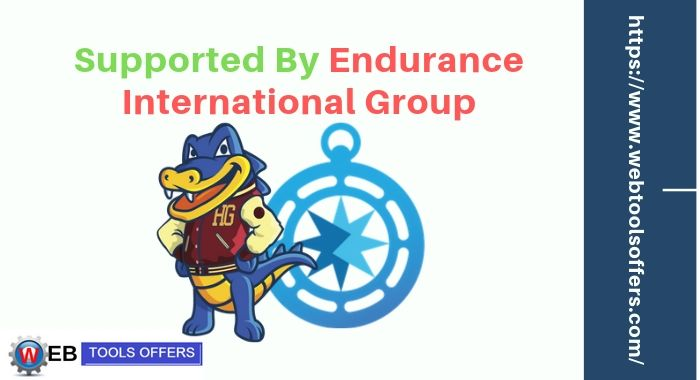 Hostgator is supported by Endurance International Group