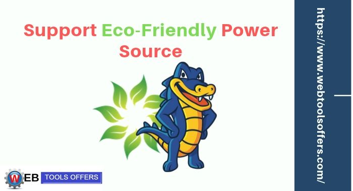ECO friendly power Source