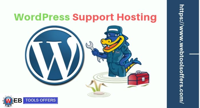WordPress Support Hosting Available