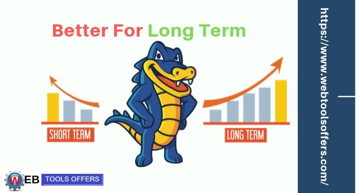 Hostgator is Better for Long term Use
