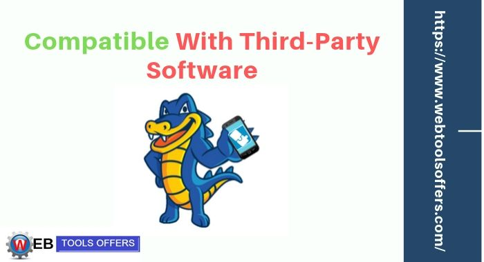 Compatible with Third party Software