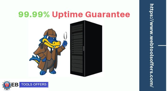 99.99% Uptime Guarantee on Hostgator