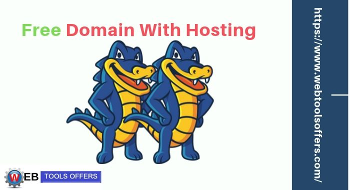 Free Domain With Hosting on