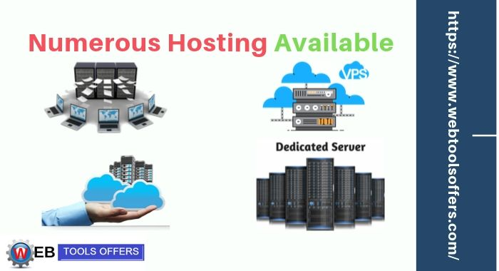 Different Types of Hosting Available on Hostgator