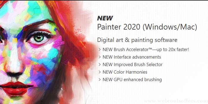 Corel New Painter 2020 Discoun Coupon