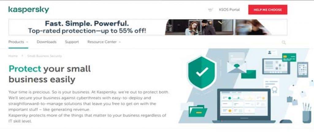 Kaspersky Small Business