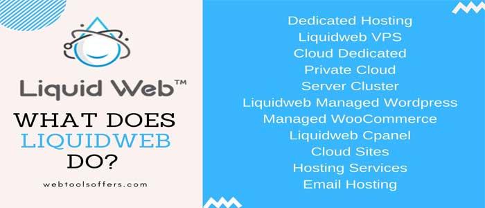 liquidweb products