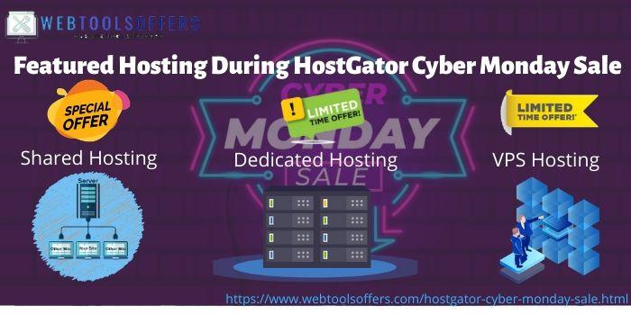 HostGator Cyber Monday Deals