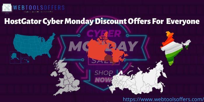 HostGator Cyber Monday sale us
