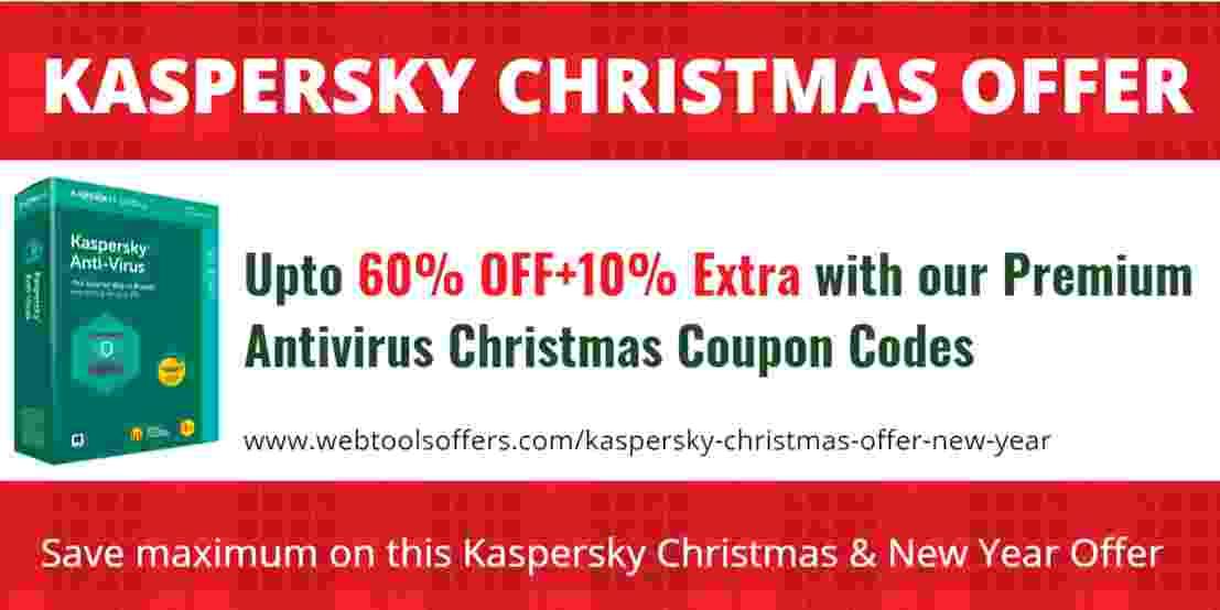 Kaspersky Antivirus Christmas Coupon Code
