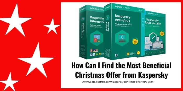 Kaspersky Christmas Sale 2019