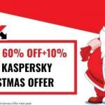 Kaspersky Christmas & New Year Offer