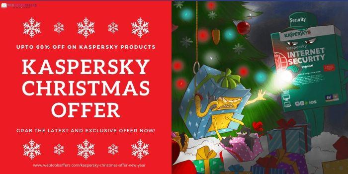 Kaspersky Christmas Offer