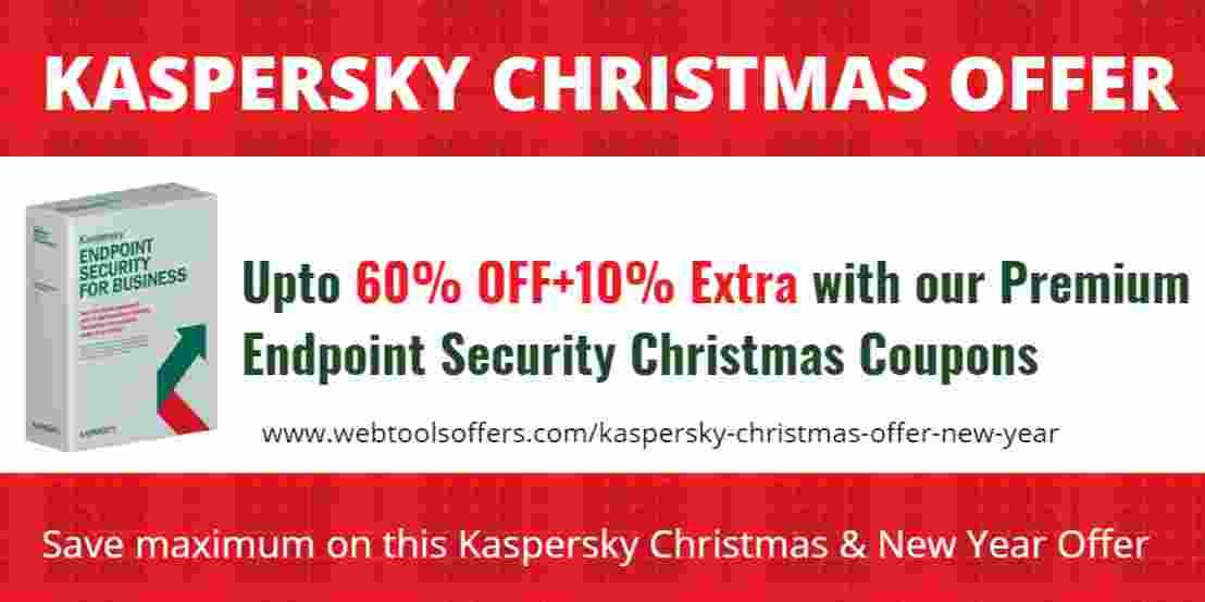 Kaspersky Endpoint Security Christmas Sale