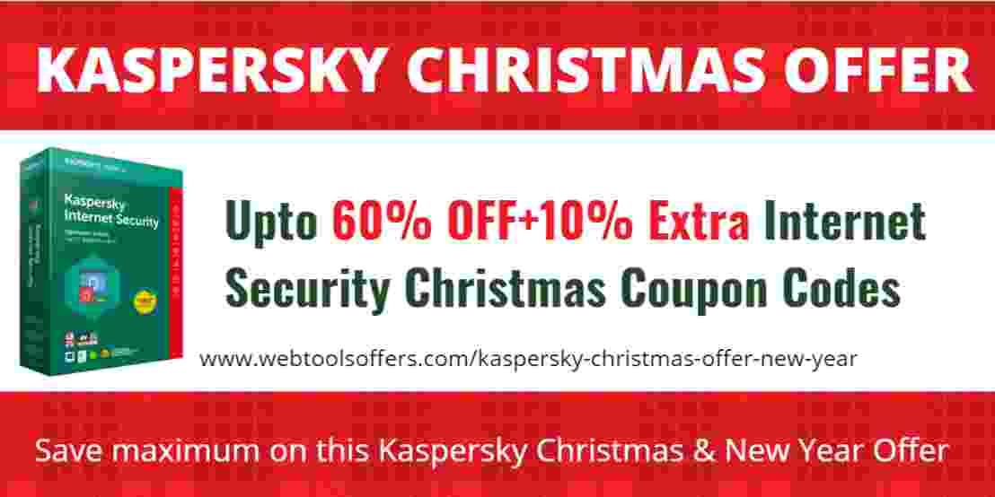 Kaspersky Internet Security Christmas Deal