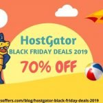 hostgator black friday deals 2019 70 off