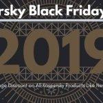 Kaspersky Black Friday Live deals