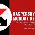 Kaspersky Cyber Monday Deals 2019