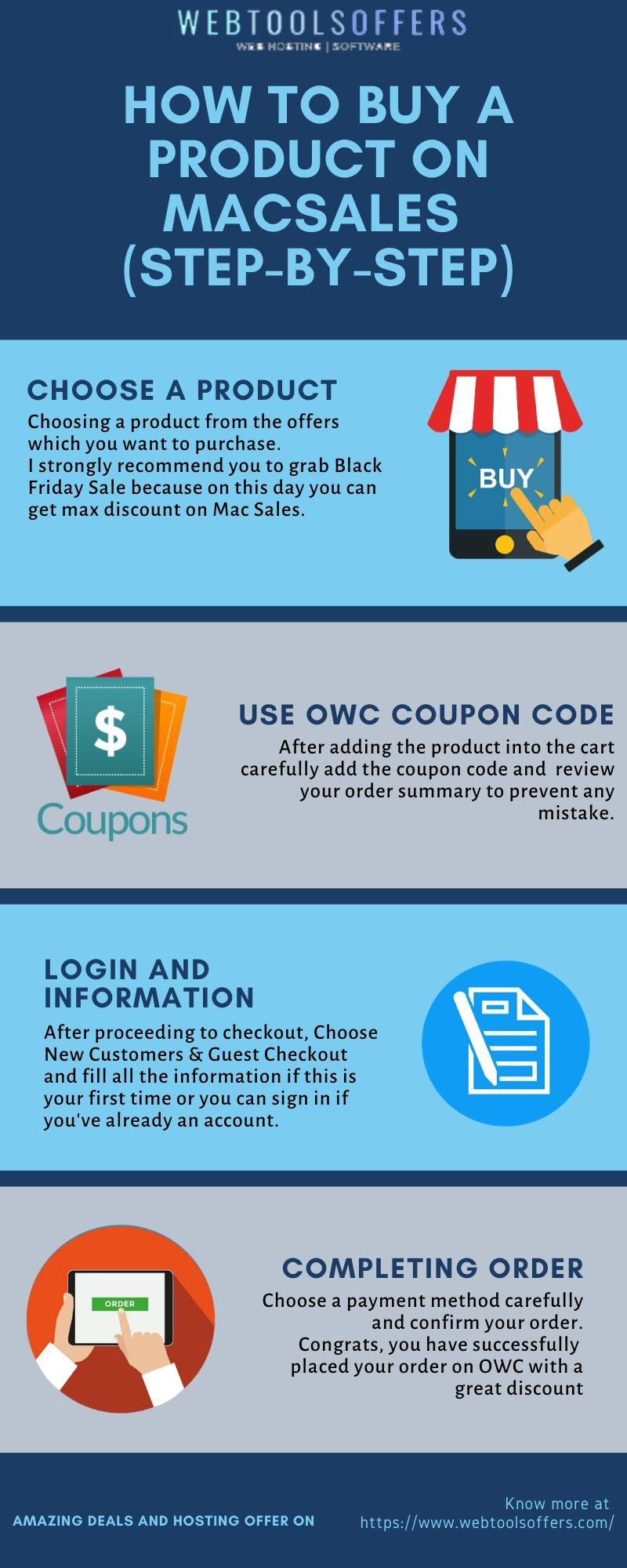 OWC Macsales promo code