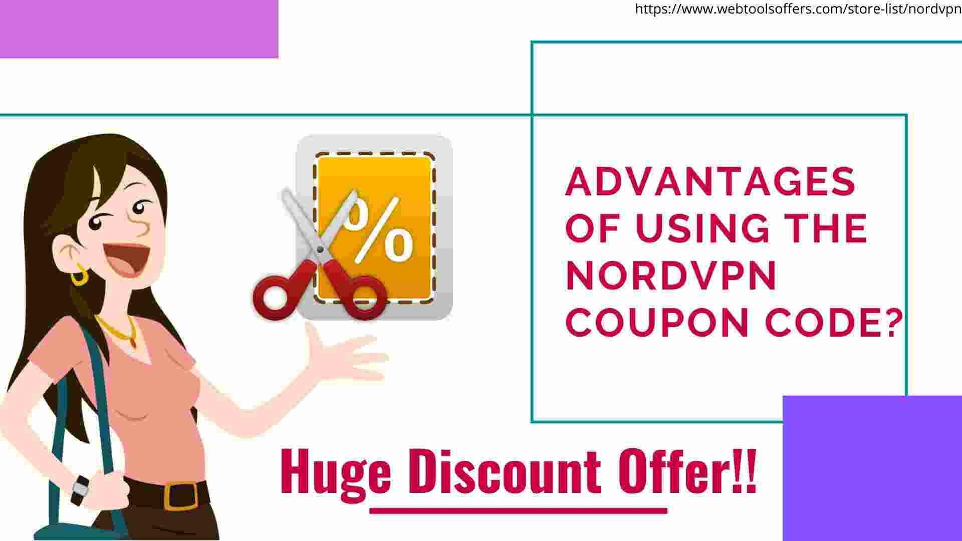 Benefits of NordVPN Coupon