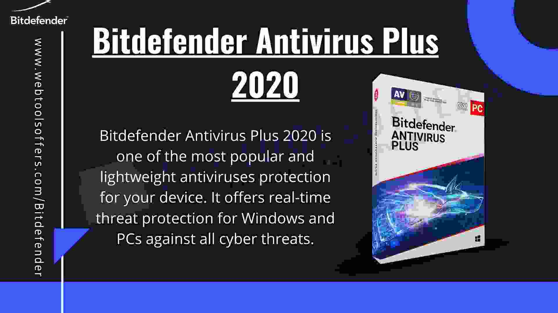 Bitdefender Antivirus Plus Coupons