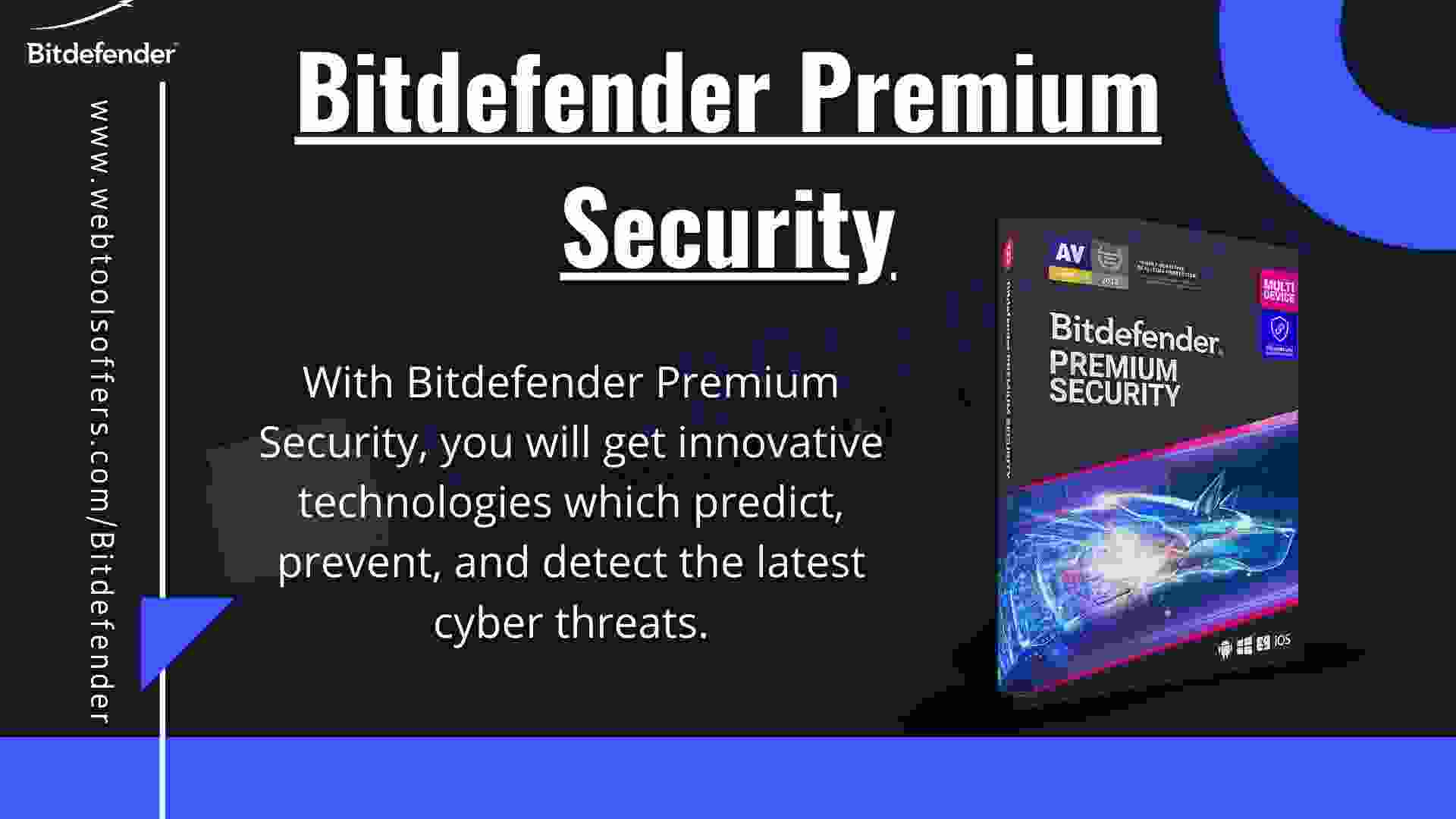 Bitdefender Premium Security Coupon