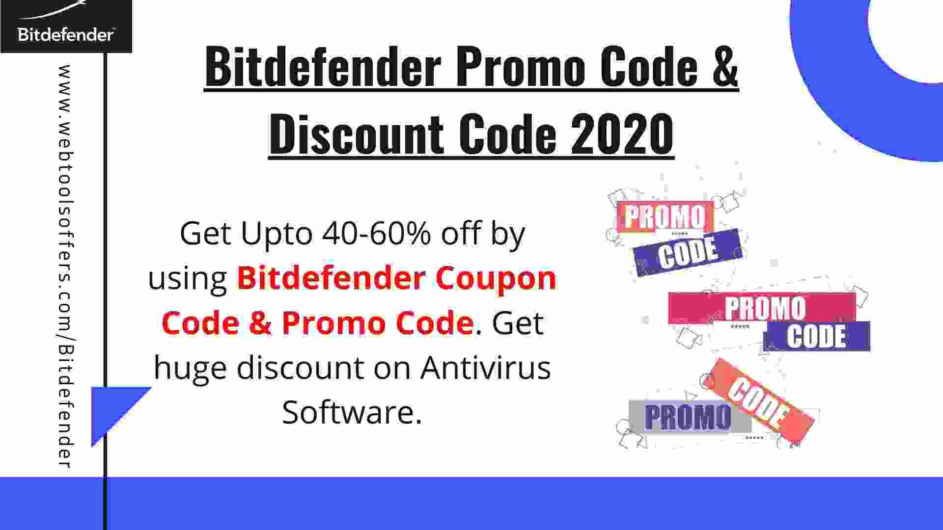 Bitdefender Promo Code