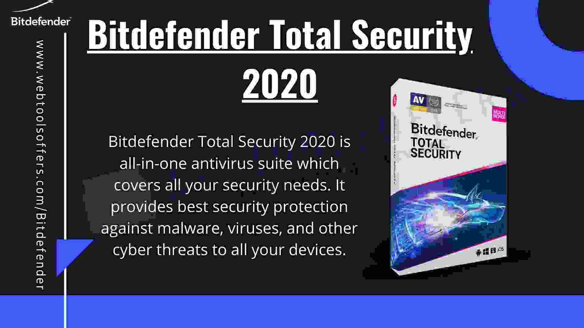 Bitdefender Total Security 2020 Coupon Code
