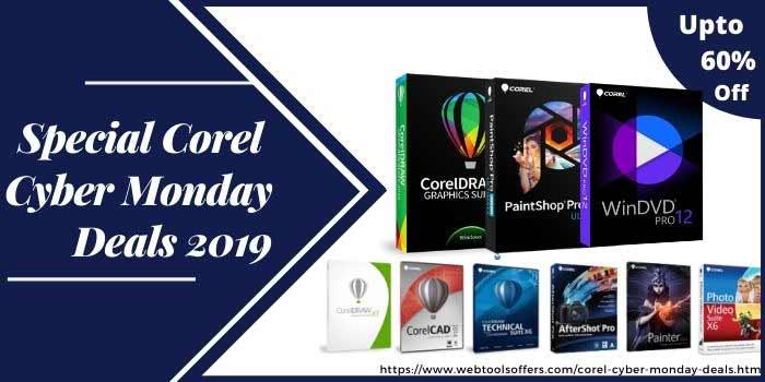 Corel Cyber Monday Deals