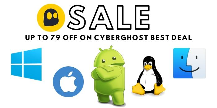 CyberGhost 1 year deal