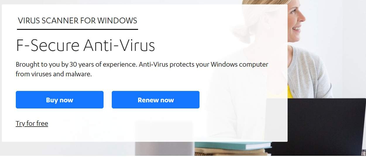 F-Secure Antivirus Coupon