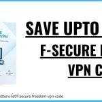 F-Secure Freedom VPN CODE