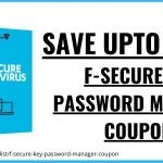 F-Secure Key Password Manager Coupon